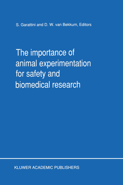 The Importance of Animal Experimentation for Safety and Biomedical Research - Coverbild