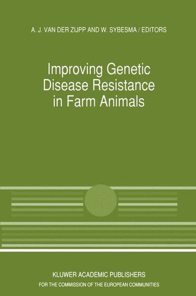 Improving Genetic Disease Resistance in Farm Animals - Coverbild