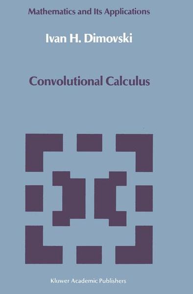 Convolutional Calculus - Coverbild
