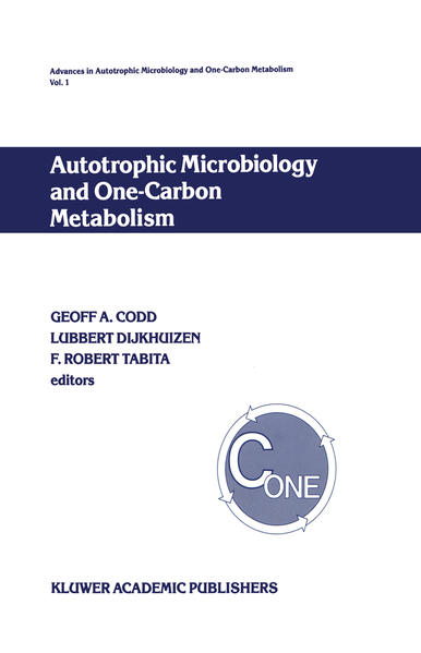 Autotrophic Microbiology and One-Carbon Metabolism - Coverbild