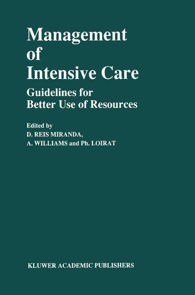 Management of Intensive Care - Coverbild
