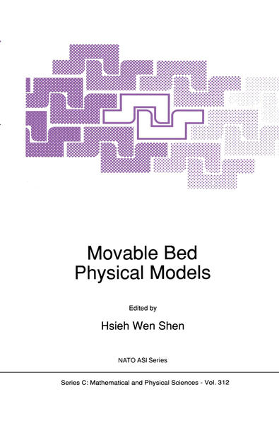 Movable Bed Physical Models - Coverbild