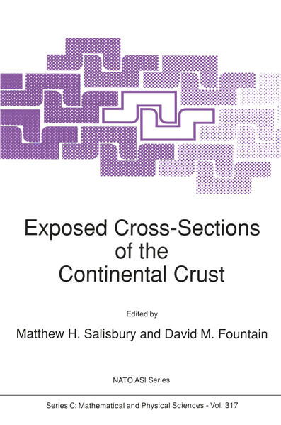 Exposed Cross-Sections of the Continental Crust - Coverbild