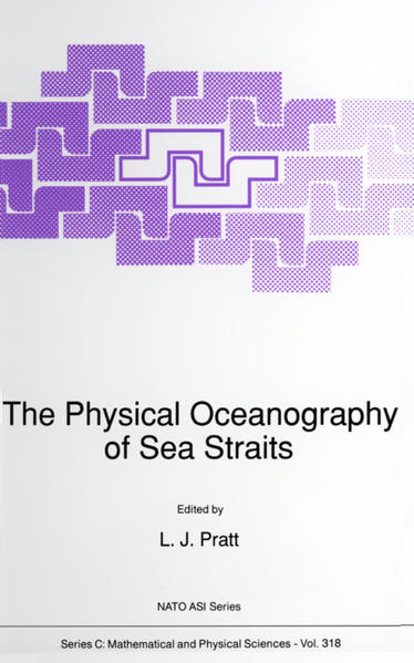 The Physical Oceanography of Sea Straits - Coverbild