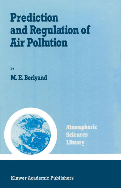 Prediction and Regulation of Air Pollution - Coverbild