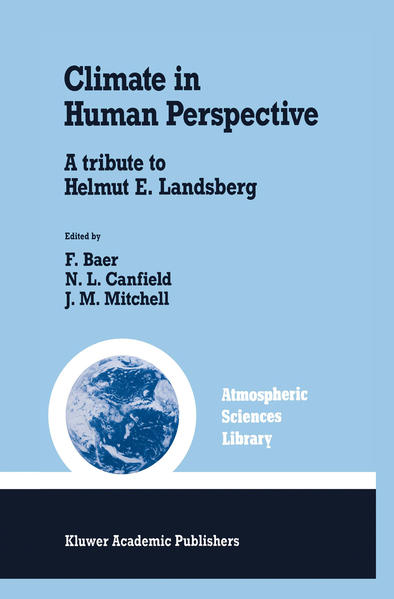 Climate in Human Perspective - Coverbild