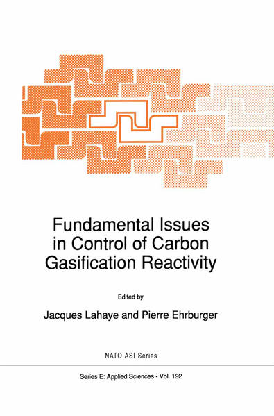 Fundamental Issues in Control of Carbon Gasification Reactivity - Coverbild