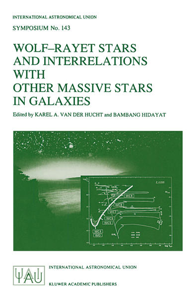 Wolf-Rayet Stars and Interrelations with other Massive Stars in Galaxies - Coverbild