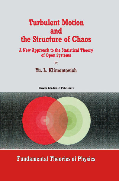 Turbulent Motion and the Structure of Chaos - Coverbild