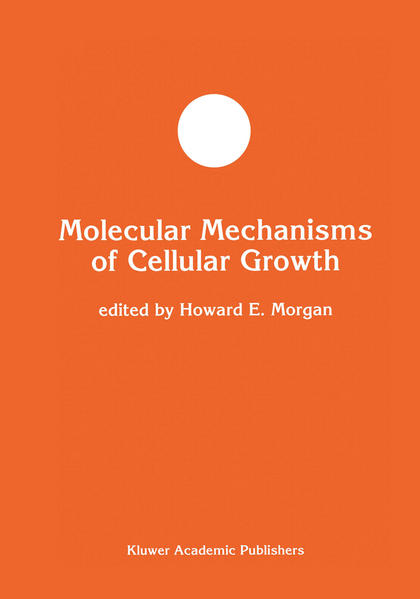 Molecular Mechanisms of Cellular Growth - Coverbild
