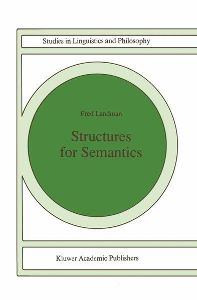 Structures for Semantics - Coverbild