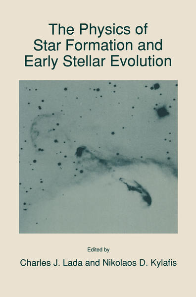 The Physics of Star Formation and Early Stellar Evolution - Coverbild