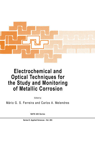 Electrochemical and Optical Techniques for the Study and Monitoring of Metallic Corrosion - Coverbild