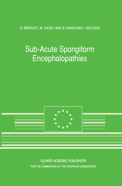 Sub-Acute Spongiform Encephalopathies - Coverbild