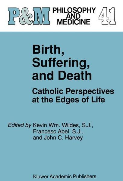 Birth, Suffering, and Death - Coverbild