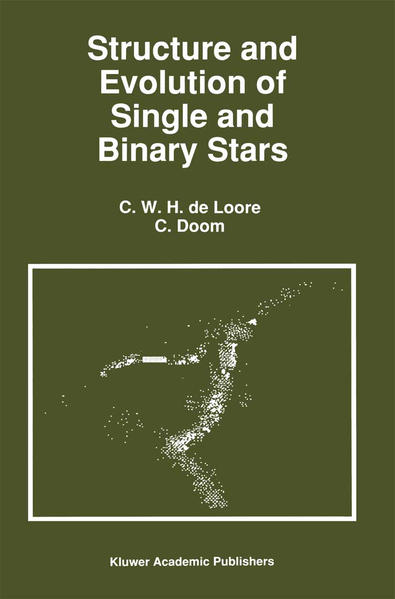 Structure and Evolution of Single and Binary Stars - Coverbild