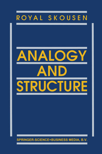 Analogy and Structure - Coverbild