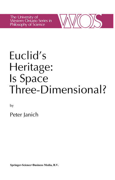 Euclid's Heritage. Is Space Three-Dimensional? - Coverbild