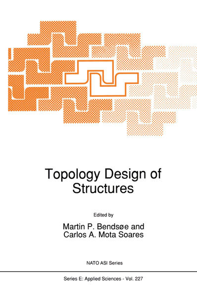Topology Design of Structures - Coverbild