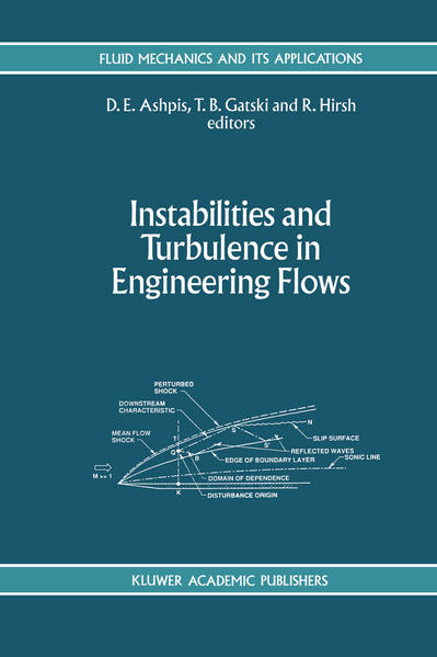Instabilities and Turbulence in Engineering Flows - Coverbild