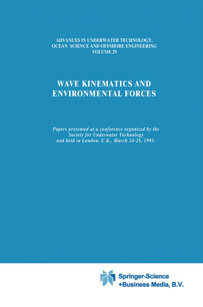 Wave Kinematics and Environmental Forces - Coverbild