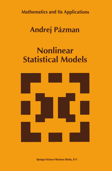 Nonlinear Statistical Models - Coverbild