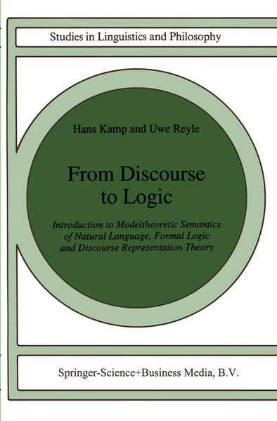 From Discourse to Logic - Coverbild