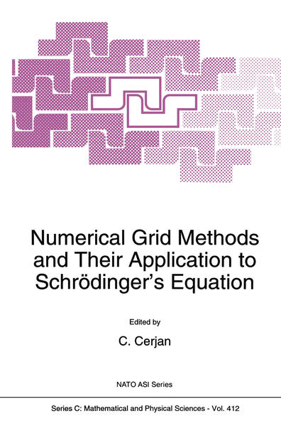 Numerical Grid Methods and Their Application to Schrödinger's Equation - Coverbild