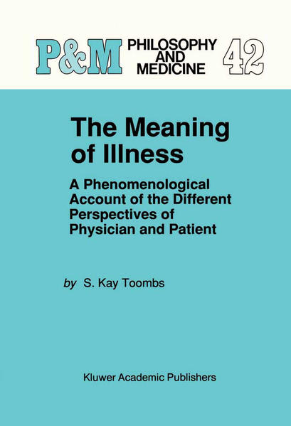 The Meaning of Illness - Coverbild