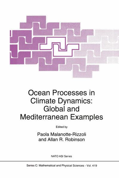 Ocean Processes in Climate Dynamics - Coverbild