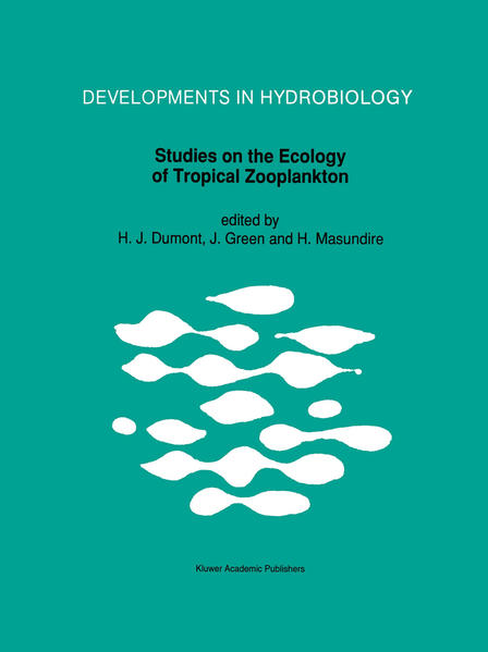 Studies on the Ecology of Tropical Zooplankton - Coverbild