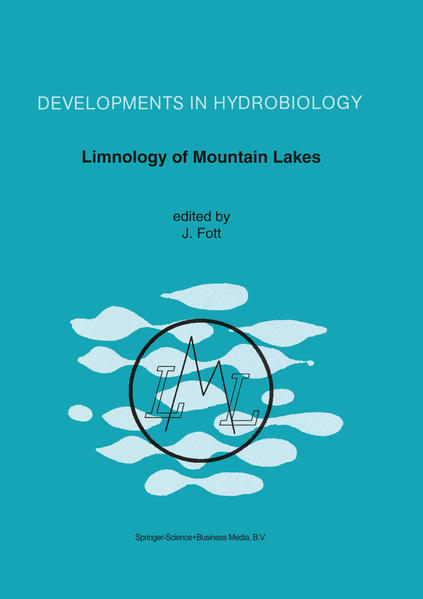 Limnology of Mountain Lakes - Coverbild
