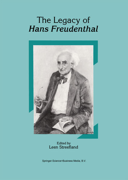 The Legacy of Hans Freudenthal - Coverbild