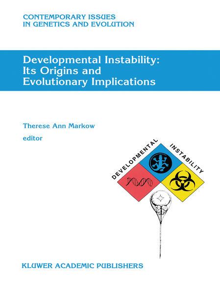 Developmental Instability: Its Origins and Evolutionary Implications - Coverbild