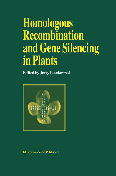 Homologous Recombination and Gene Silencing in Plants - Coverbild