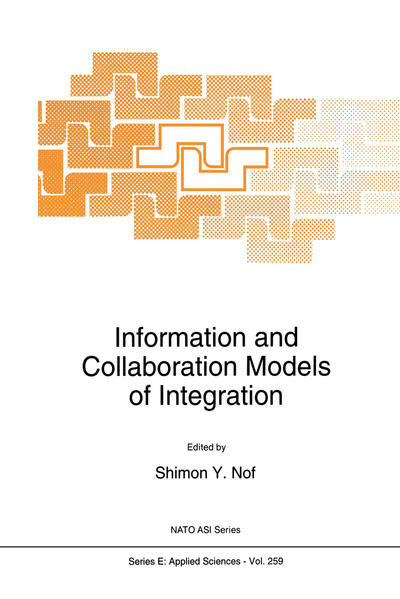 Information and Collaboration Models of Integration - Coverbild