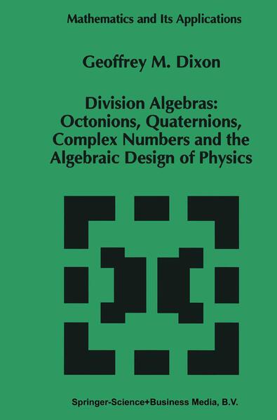 Division Algebras: - Coverbild