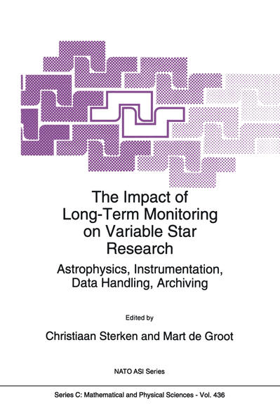 The Impact of Long-Term Monitoring on Variable Star Research - Coverbild