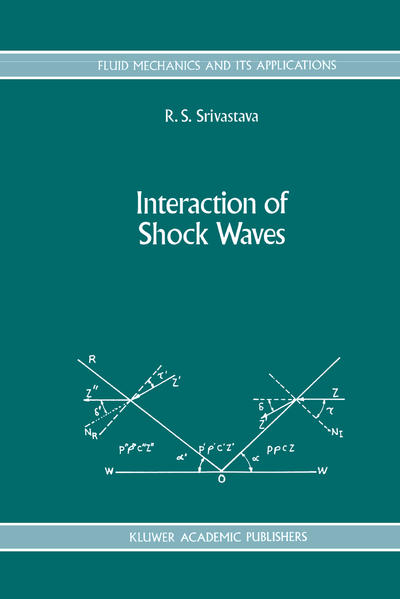 Interaction of Shock Waves - Coverbild