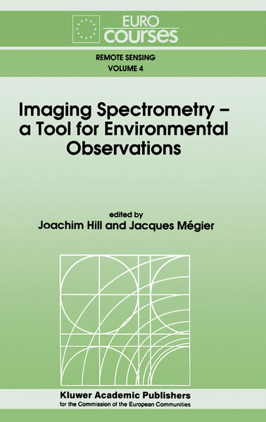 Imaging Spectrometry -- a Tool for Environmental Observations - Coverbild