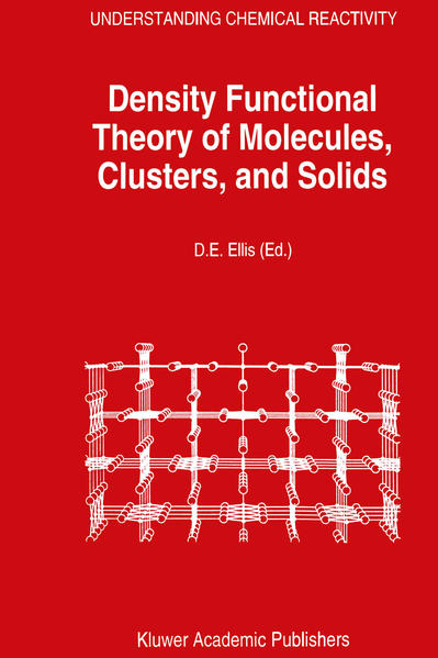 Density Functional Theory of Molecules, Clusters, and Solids - Coverbild