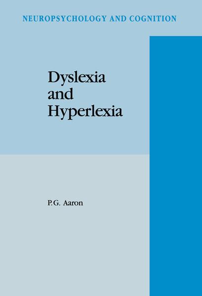 Dyslexia and Hyperlexia - Coverbild