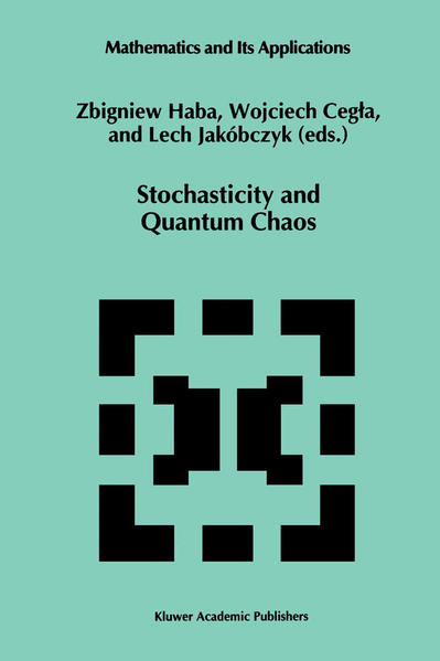 Stochasticity and Quantum Chaos - Coverbild