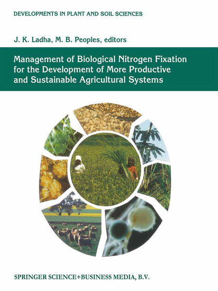 Management of Biological Nitrogen Fixation for the Development of More Productive and Sustainable Agricultural Systems - Coverbild