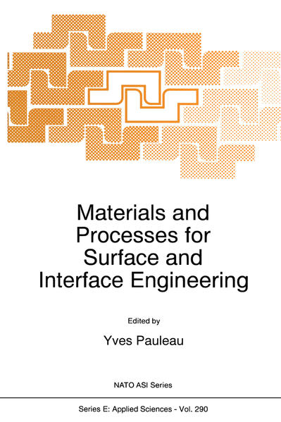 Materials and Processes for Surface and Interface Engineering - Coverbild