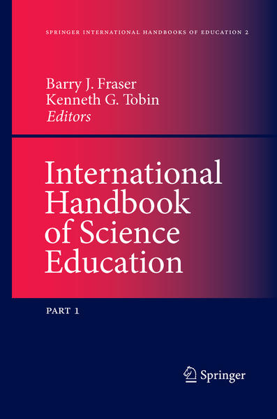 International Handbook of Science Education - Coverbild