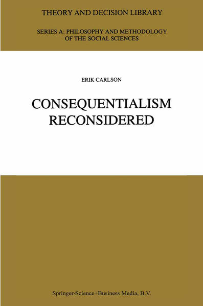 Consequentialism Reconsidered - Coverbild