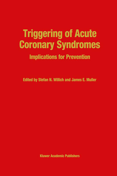 Triggering of Acute Coronary Syndromes - Coverbild