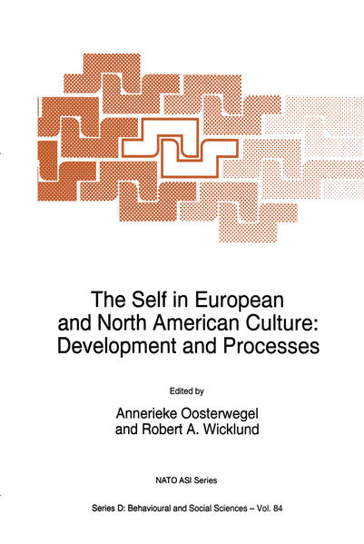 The Self in European and North American Culture - Coverbild