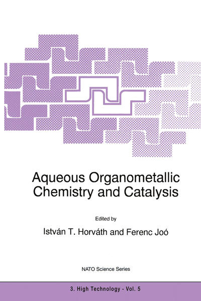Aqueous Organometallic Chemistry and Catalysis - Coverbild